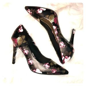 Christian Siriano for Payless Pump floral Heel